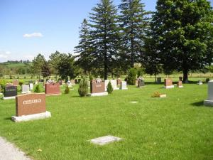 Ontario cities plan for birth, childhood, work and retirement, but are rapidly running of out cemetery and burial space. Why aren't we planning for death?