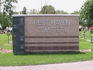 Dozens in the Valley came together to voice their frustrations about the lack of upkeep on the grounds of the Resthaven Cemetery.