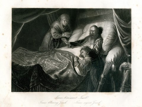 Коллекция старинных гравюр в музее смерти