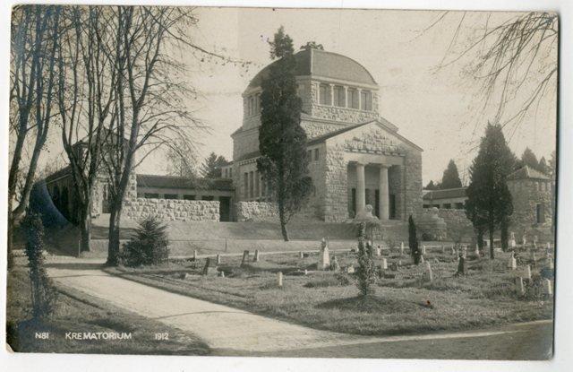 Коллекция открыток Krematorium