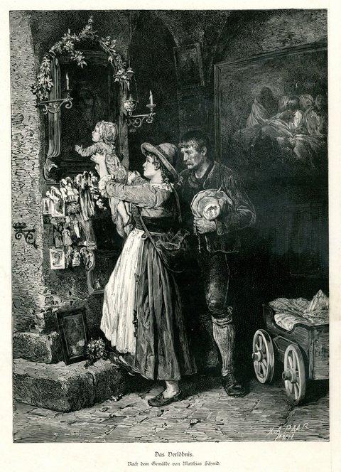 Коллекция старинных гравюр 5