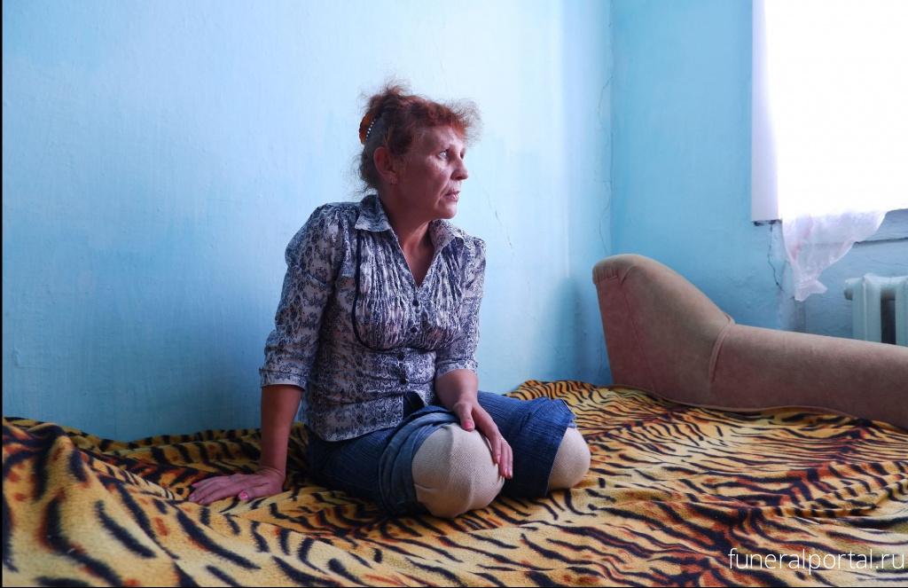 Каково начинать новую жизнь матери-одиночке с клеймом убийцы — без ног, денег, работы и жилья