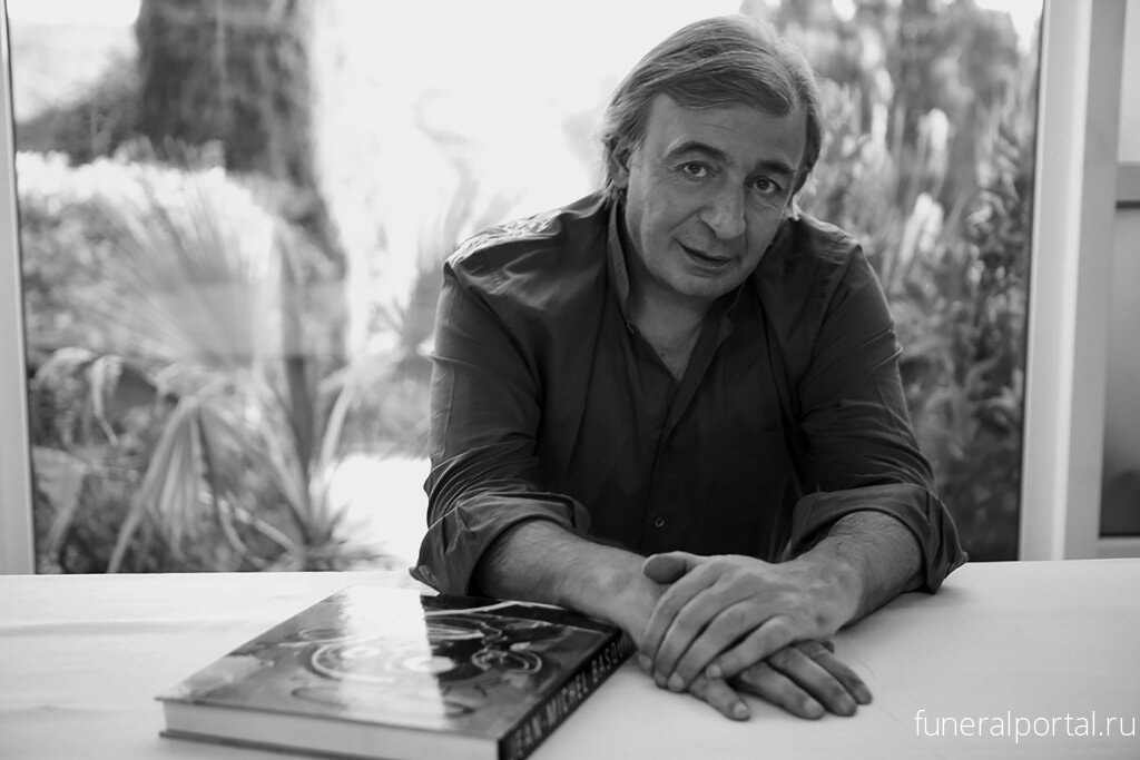 Enrico Navarra, Art World Visionary, Is Dead at 67 - Похоронный портал