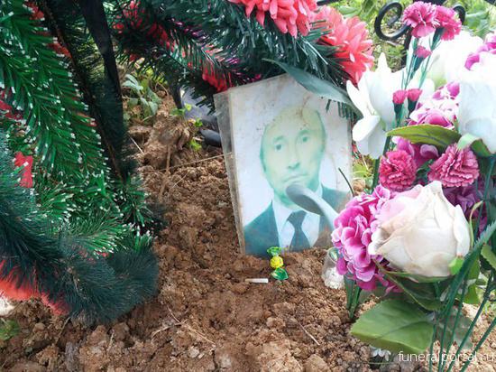 Жительница Подмосковья нашла на могиле родственников покойника-нелегала - Похоронный портал