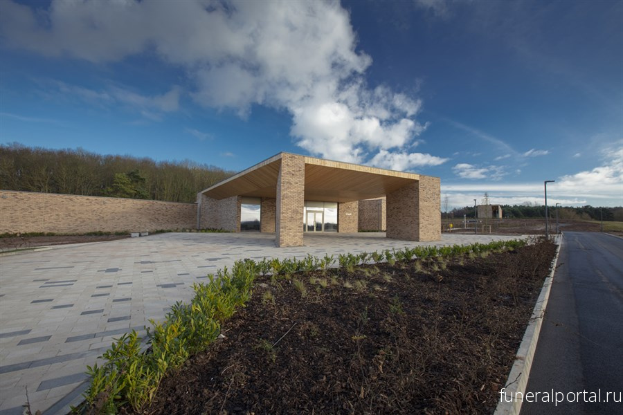 UK. New crematorium for Lincolnshire opens its doors - Похоронный портал