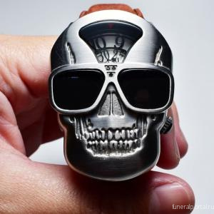 What's the Deal With All These Skull Watches?
