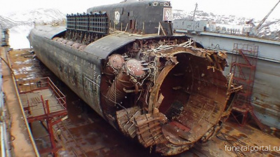 The five worst catastrophic submarine accidents in Russian history - Похоронный портал