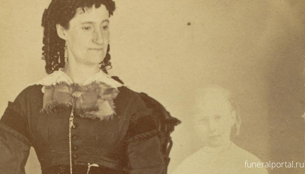 Как сфотографироваться с призраком бабушки