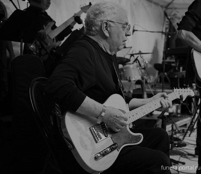 Умер гитарист Ареты Франклин и соратник Rolling Stones Джимми Джонсон - Похоронный портал