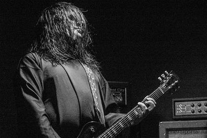 Гитарист российской метал-группы Below The Sun Егор Михайлов совершил самоубийство - Похоронный портал