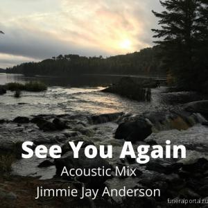 "An accomplished musician, Anderson recently released a song dedicated to his dad who died of a heart attack in his arms in 1982. His song ""See You Again"" is streaming worldwide."