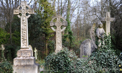 Plan to reuse graves as Highgate cemetery runs out of space - Похоронный портал