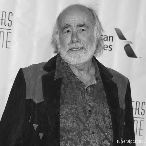 Умер автор песен Grateful Dead и Боба Дилана Роберт Хантер - Похоронный портал