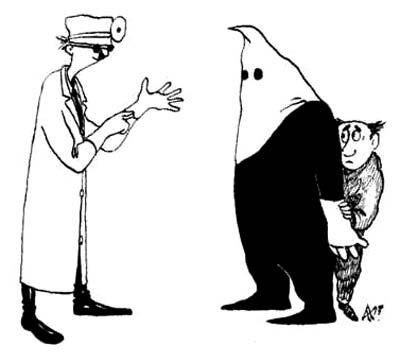 Патологоанатом шутит