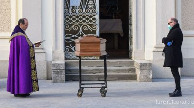 Ottawa. Funeral industry adapting in time of social distancing - Похоронный портал