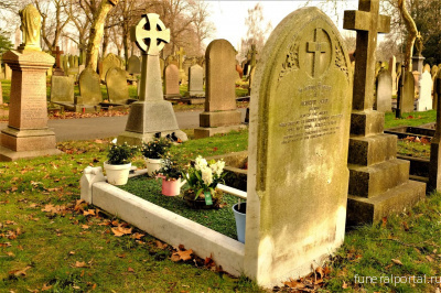 Are Double-Sided Graves the Solution to London's Burial Crisis? - Похоронный портал
