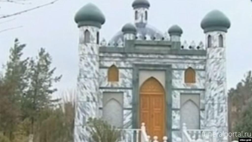 В Таджикистане демонтируют незаконно построенные гробницы и мавзолеи - Похоронный портал