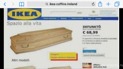 Flatpack coffins help the environment, funeral costs and the grieving process - Похоронный портал
