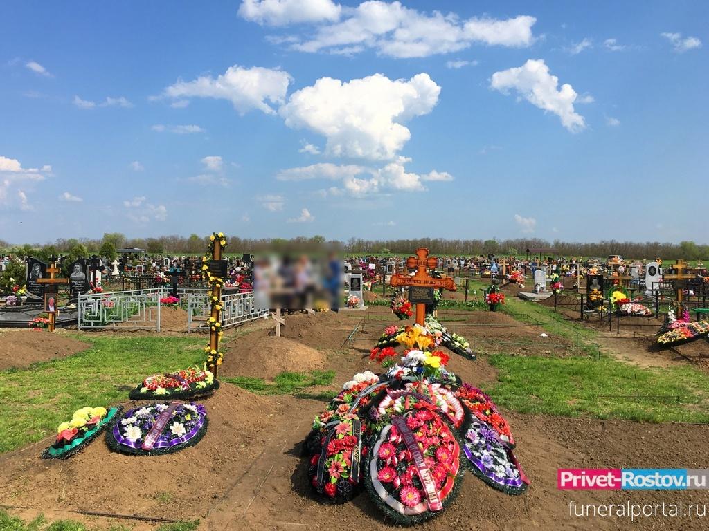 Жуткую картину наблюдала на кладбище жительница Ростовской области - Похоронный портал