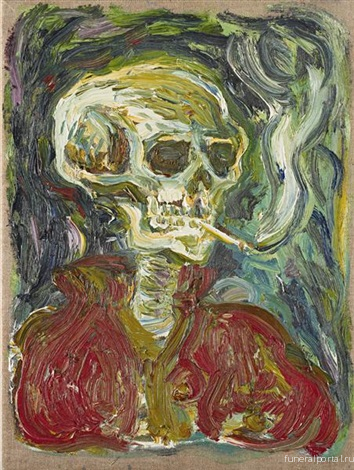 «Billy Childish - skulls wolfs rudes rope pullers and a nervous breakdown»