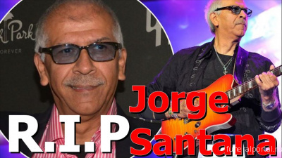 Jorge Santana, Malo Guitarist And Latin Rock Maestro, Dead At 68 - Похоронный портал