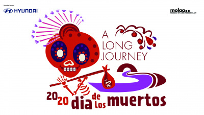 A Long Journey: 2020 Dia de los Muertos (Day of the Dead) - Похоронный портал