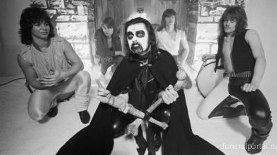 Former Mercyful Fate and King Diamond bassist Timi Hansen dead at 61 - Похоронный портал