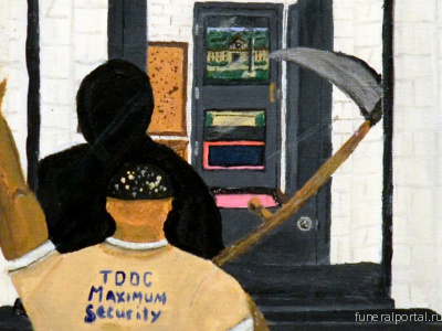 Death Row Inmates Are Selling Their Art on Etsy (and It's Beautiful) - Похоронный портал