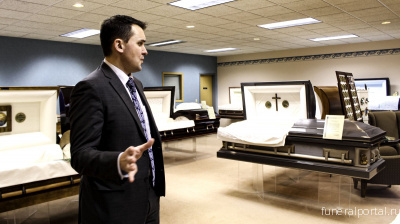 United States. Minnesota. In New Ulm, a co-op funeral home builds community - Похоронный портал
