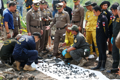 Thailand. Large stash of human bones discovered in pond - Похоронный портал