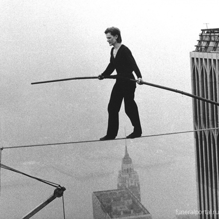 Art Or Death Wish? 'The Walk' Is A True Story Of A Man Who Walked On A Wire Between Twin Towers