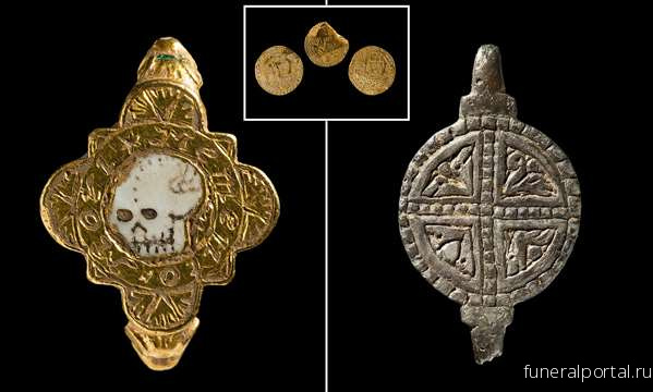 Medieval ring with a skull emblem found in Wales declared treasure