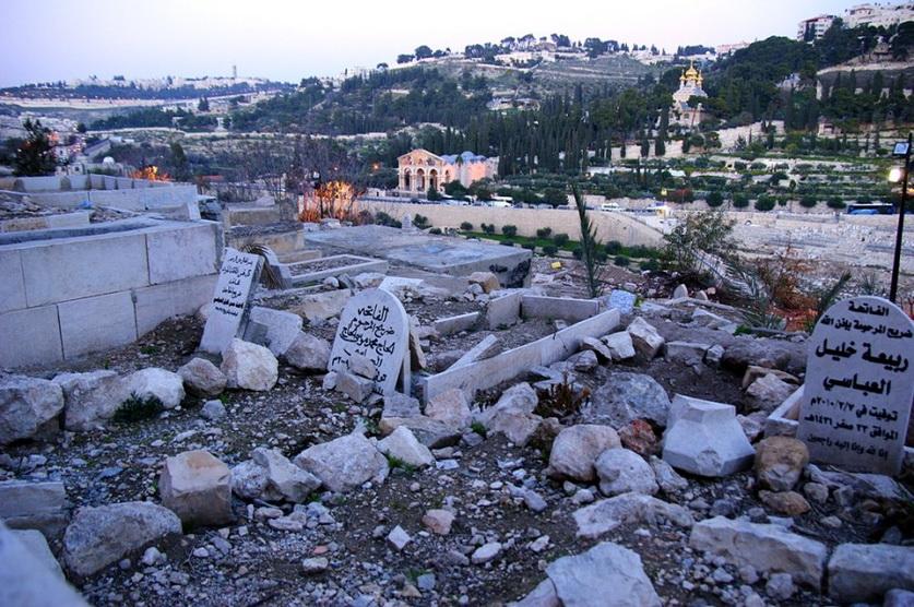 1 мусульманское кладбище