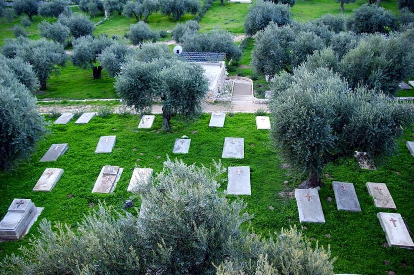 7 хритианское кладбище
