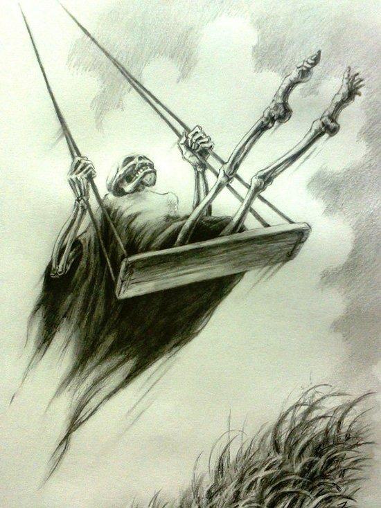Картинки будни маленькой смерти, для мужчин изображением