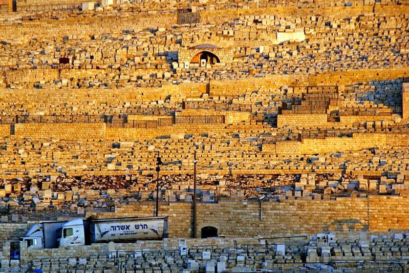 3 еврейское кладбище