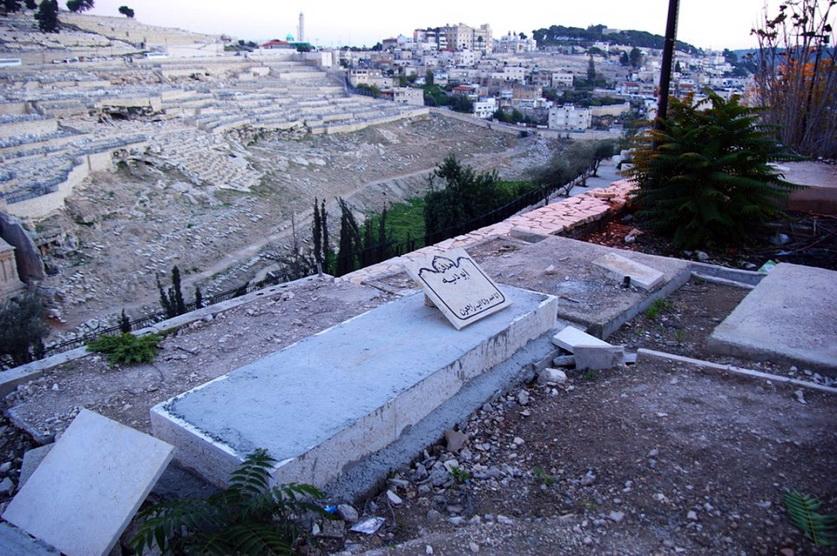 8 мусульманское кладбище