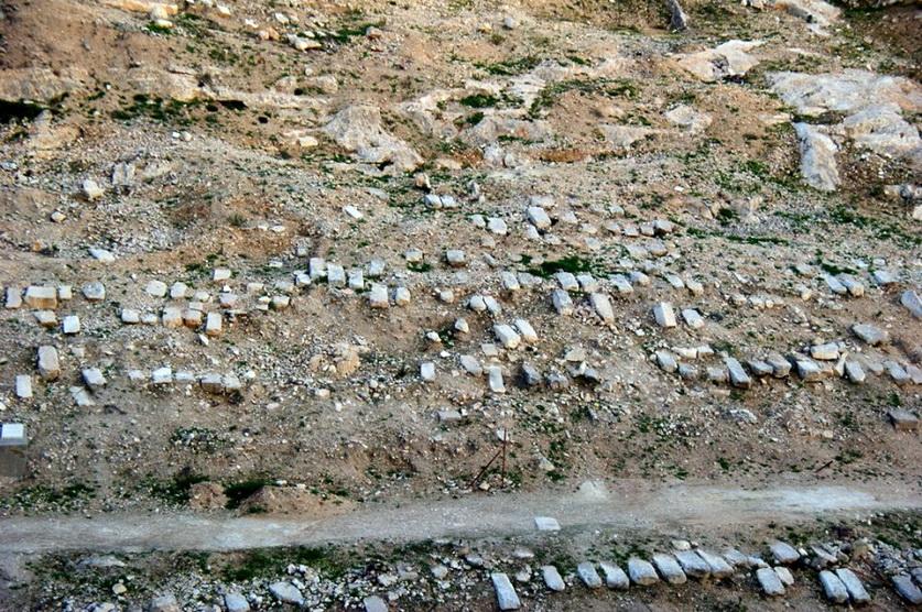 4 еврейское кладбище Иерусалим